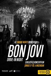 Bon Jovi – Drive-in Night poster