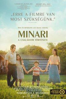 Minari: A családom története poster