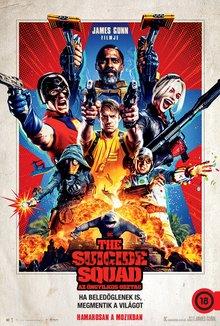 Az Öngyilkos Osztag poster