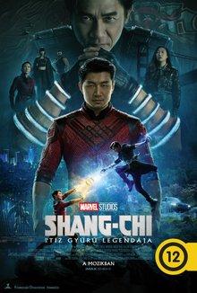 Shang-Chi és a Tíz Gyűrű legendája poster