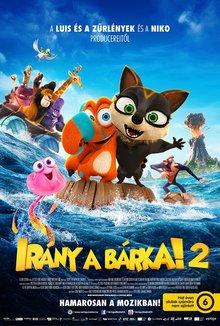 Irány a bárka! 2. poster