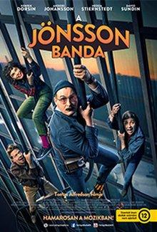 A Jönsson Banda poster