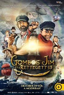 Gombos Jim és a rettegett 13 poster