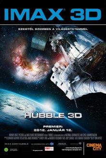 Hubble IMAX 3D - Szemtől szemben a világegyetemmel poster