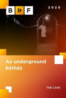 Az underground kórház poster