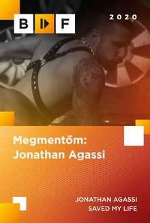 Megmentom: Jonathan Agassi poster