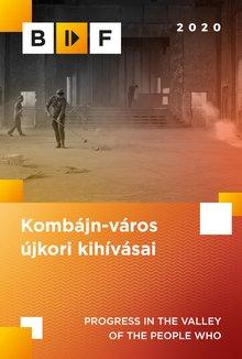 Kombájn-város újkori kihívásai poster
