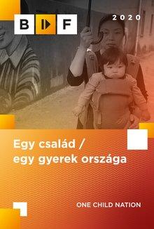 Egy család / egy gyerek országa poster