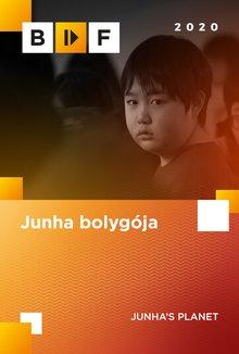 Junha bolygója poster