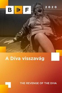 A Díva visszavág poster