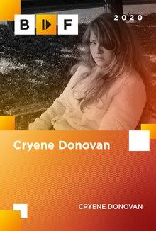 Cryene Donovan poster