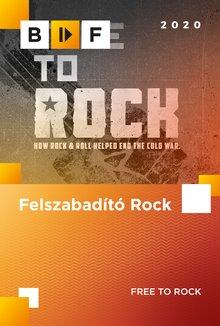 Felszabadító Rock poster