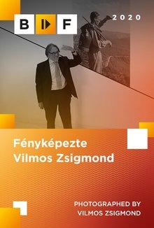 Fényképezte Zsigmond Vilmos poster